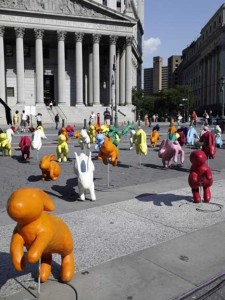 bravia-play-doh-rabbits