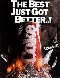 Markenvergleich: Coca Cola gewinnt