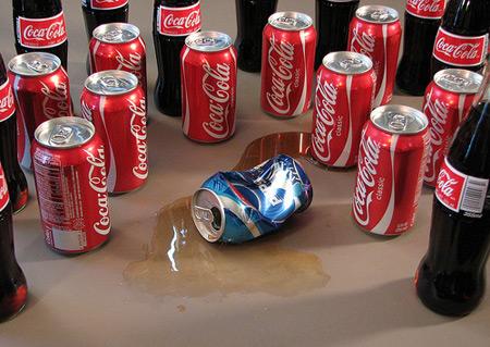 Markenvergleich: Coca Cola gewinnt erneut
