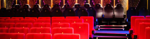 Kinowerbung: Nicht stören, Kunde isst