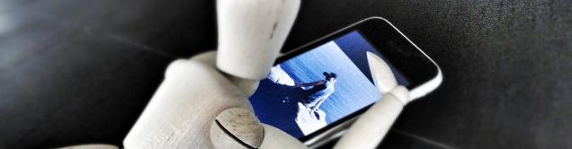 Klingelnde iPhones sind abstoßend. Buchstäblich.