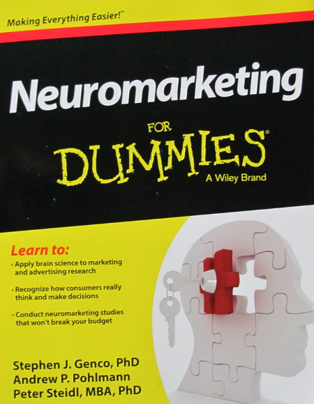 Buchvorstellung Neuromarketing for Dummies