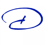 log_blue