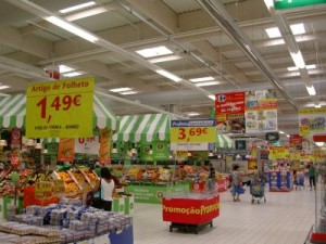 Supermarkt...