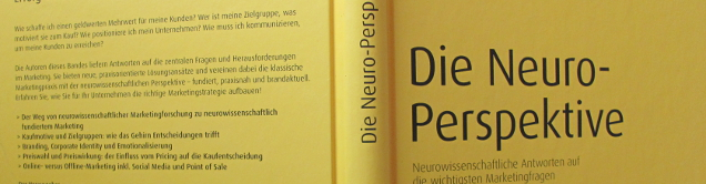 Buchvorstellung: Die Neuro-Perspektive